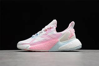 Кросівки жіночі Adidas X9000L4 Boost / ADM-3747 (Репліка)