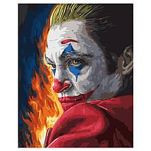 Картина по Номерам Джокер 40х50см Strateg