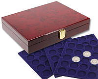 Дерев'яна лакована касета для монет - SAFE Elegance Premium