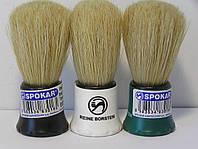 Помазок для бритья Spokar маленький натуральный ворс (Спокар), фото 1