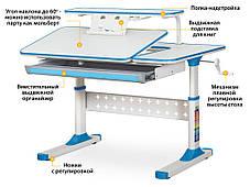 Ergokids TH-320 + Onyx   Дитячі стіл-парти і ортопедичні крісла, фото 3