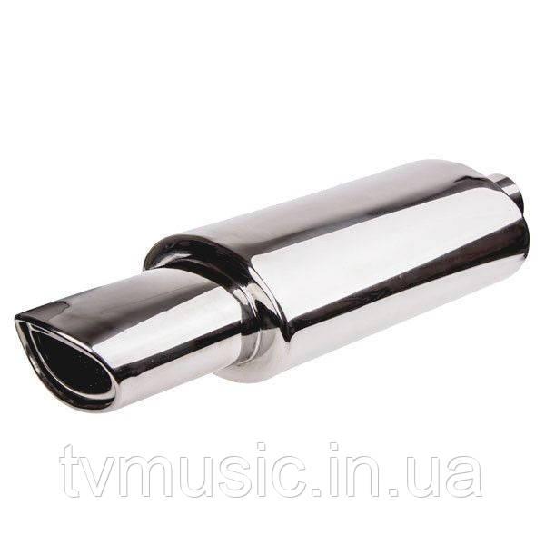 Прямоточный глушитель Vitol НГ-0732 d (58 мм)