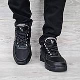 Мужские зимние кроссовки утепленные на меху (Сгз-3-3), фото 2