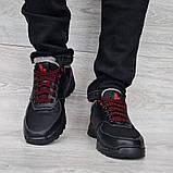 Мужские кроссовки зимние утепленные на меху (Сгз-3-2чр), фото 2