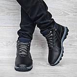 Чоловічі черевики на хутрі зимові (Сгб-16н), фото 3