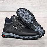Чоловічі черевики на хутрі зимові (Сгб-16н), фото 5