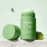 Очищающая маска для лица с маслом зеленого чая против черных точек, акне аппликатор в стике Oranot