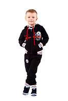 Спортивный костюм детский трикотажный на мальчика (гальвани)