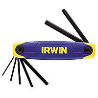 Складной набор шестигранных ключей Irwin