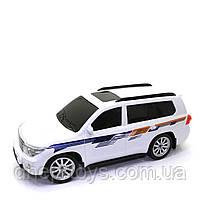 Іграшкова машинка на радіоуправлінні АвтоСвіт «Lexus» джип білий, світло, звук 30*11*13 см (AS-2364), фото 2