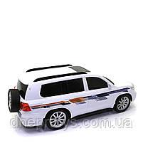 Іграшкова машинка на радіоуправлінні АвтоСвіт «Lexus» джип білий, світло, звук 30*11*13 см (AS-2364), фото 3