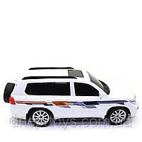 Іграшкова машинка на радіоуправлінні АвтоСвіт «Lexus» джип білий, світло, звук 30*11*13 см (AS-2364), фото 4