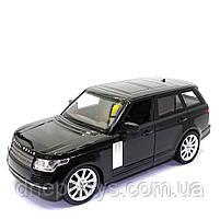 Іграшкова машинка на радіоуправлінні АвтоСвіт «Range Rover» чорний, світло, звук 31*12*13 см (AS-1837), фото 2