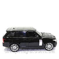 Іграшкова машинка на радіоуправлінні АвтоСвіт «Range Rover» чорний, світло, звук 31*12*13 см (AS-1837), фото 4