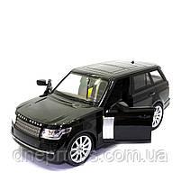 Іграшкова машинка на радіоуправлінні АвтоСвіт «Range Rover» чорний, світло, звук 31*12*13 см (AS-1837), фото 5