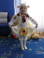 Шикарный костюм козочка , козочки прокат Киев. Коза -дереза прокат.