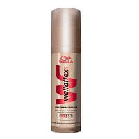 Wella WELLAFLEX «Для горячей укладки сильной фиксации» Выпрямляющий крем 100 мл