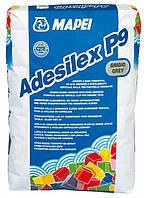 Mapei ADESILEX P9 белый - это высококачественный цементный клей для керамической плитки (25 кг)