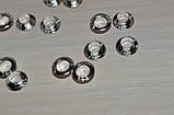 Вставки для бусин посеребряные  с клеймом 925 пробы, фото 2