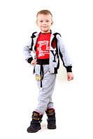 Спортивный костюм детский на мальчика трикотажный с начесом