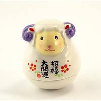 Неваляшка «Знак восточного гороскопа Овца», фото 1