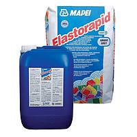Mapei ELASTORAPID компл А+Б (серый) - быстросхватывающийся высокодеформативный двухкомпонентный клей (31,25кг)