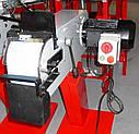 Ленточная шлифовальная машина по металлу MSM 150 Holzmann Австрия, фото 5