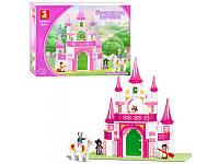 Конструктор SLUBAN 619948/M для девочек Замок с принцессой