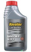 Масло моторное Texaco Havoline Synthetic 506.01 0W-30  1л
