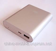 Универсальная батарея - Xiaomi power bank MI 4, 10400 mAh, фото 2