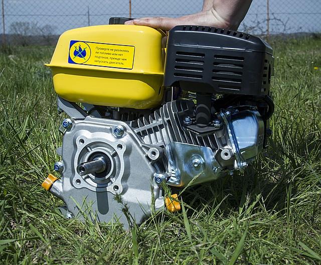 двигатель для мотоблока Sadko GE-200 фото 2