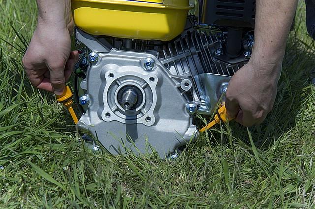 двигатель для мотоблока Sadko GE-200 фото 4