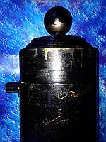 Гидроцилиндр подъема кузова ГАЗ-53, САЗ-3507 4-х штоковый, (сфера-сфера / сфера-бугель) ГУ-3507-01-8603010, фото 1