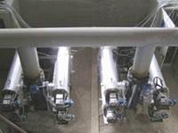 Установки УФ обеззараживания сточной воды