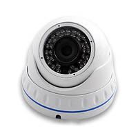 Сетевая IP видеокамера наблюдения LUX 4040-130: круглосуточный мониторинг происходящего в помещении