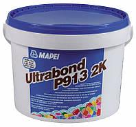 Mapei ULTRABOND P913 2K - двухкомпонентный эпоксидно-полиуретановый клей для деревянных покрытий (10 кг)