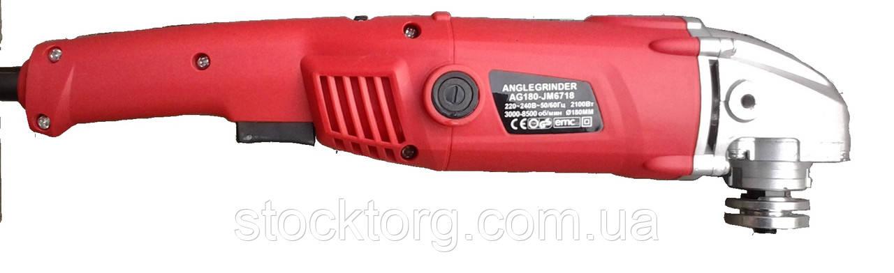 Углошлифовальная машина Edon ED-AG180-6718