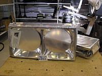Очки решетку радиатора ваз 2106 хром
