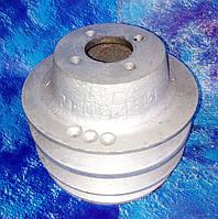 Шкив водяного насоса ЗиЛ-130, 3-х ручейковый