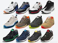 История кроссовок Nike Air MAX