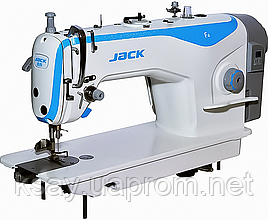 Jack F4-Н Прямострочная машина для средних и тяжелых материалов