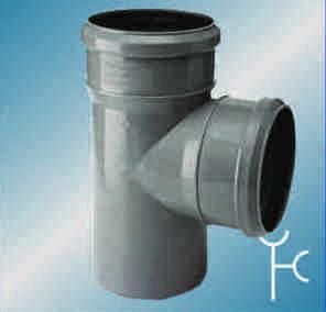 Тройник канализационный , фото 2