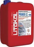 Litokol Primer C 2 кг Глубокопроникающий состав для укрепления цементных, гипсовых, штукатурных поверхностей