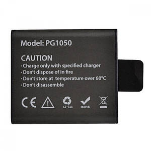 Аккумулятор для камер EKEN H9R, H8, H6, H5 PG1050