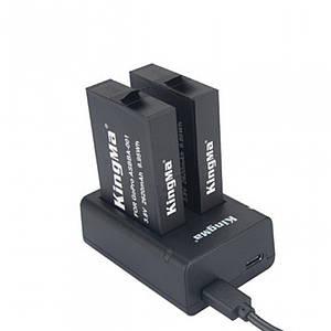 Аккумуляторы + зарядка Kingma для экшн-камер GoPro Fusion