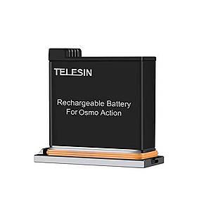 Аккумулятор Telesin для DJI OSMO Action (OS-BRT-001)