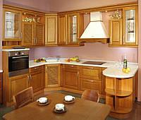 Кухни посекционно