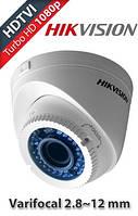 Turbo HD видеокамера DS-2CE56D1T-VFIR3