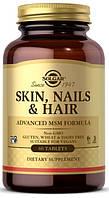 Для шкіри, волосся і нігтів Solgar - Skin, Nails & Hair (60 таблеток)
