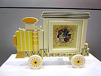 Сувенирные часы Паровозик - оригинальный подарок для ребёнка